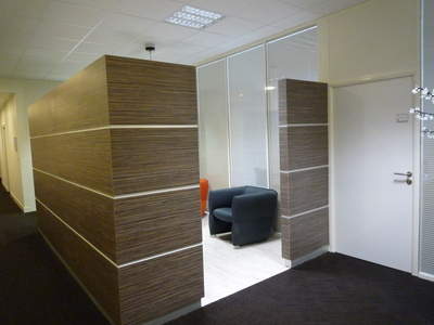 Restructuring of offices (FRANCE)