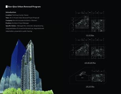 Ban-Qiao Urban Renewal Program