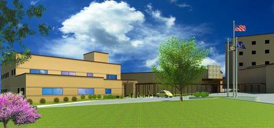 VA Building Addition