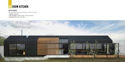 Show Kitchen / A4 Studio