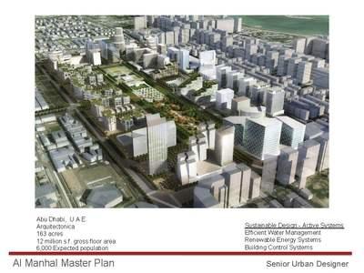 Al Manhal Master Plan
