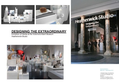 Heatherwick Studio Exhibition
