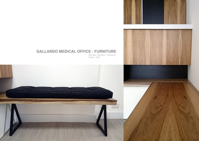 Medical office - Furniture