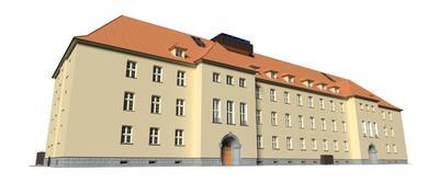 Barrack Building