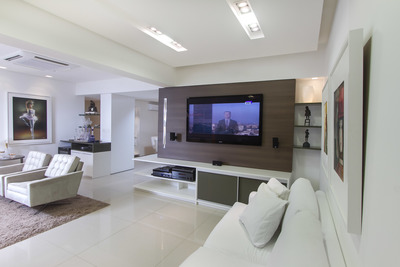 Seashore apartment renovation