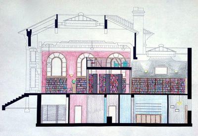 Urban Library Remodel