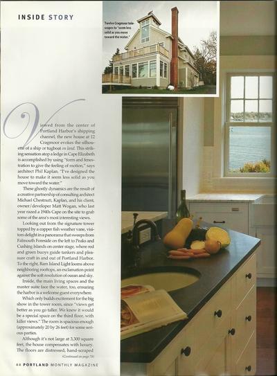 Portland Maines Award-Winning Magazine