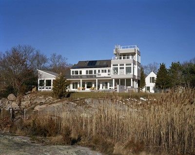 Salt Marsh House