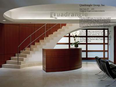 Quadrangle Group llc