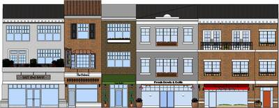 Downtown Princeton Redevelopment Project
