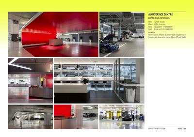 AUDI Service Centre