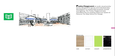 LIBRARY - POETRY PLAYGROUND