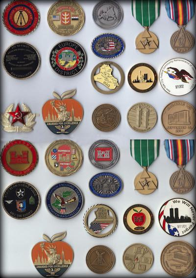 2016 - Award Medals