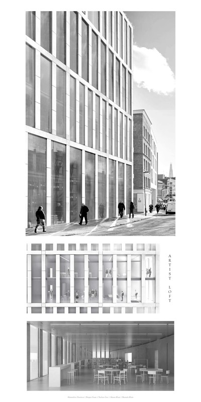 ARTIST LOFT   ARCHITECTURE TECHNOLOGY