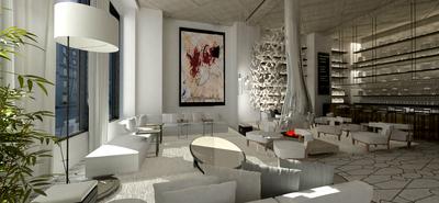 Hospitality Project (Marmara Hotel)