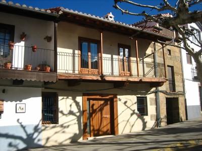 house restoration in hervás