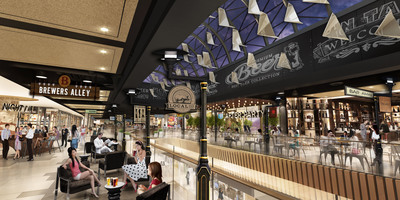 RTKL project | Beer City Shopping Mall, China