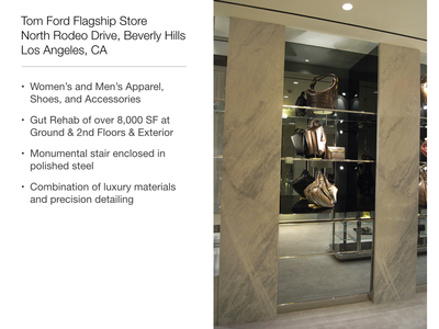 Tom Ford - Rodeo Drive, Beverly Hills
