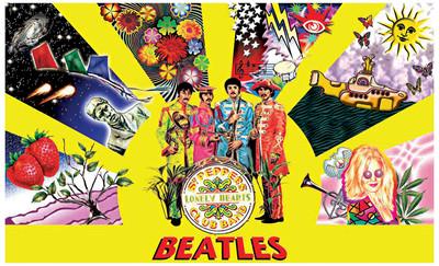 Beatles Sgt. Pepper