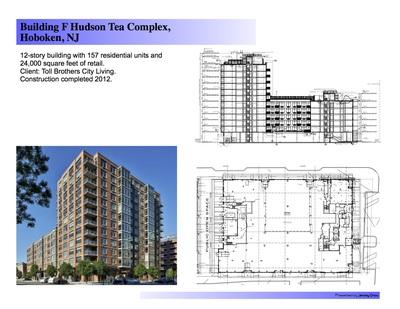 Hudson Tea Building F