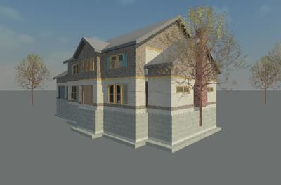 Revit Residential
