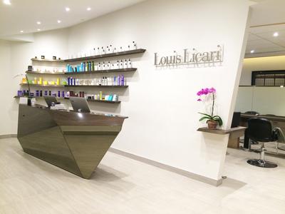 Louis Licari Salon