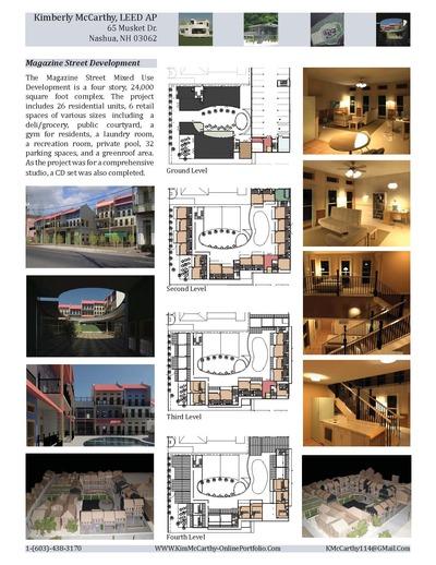Magazine Street Mixed Use Development
