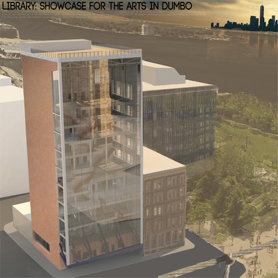 Dumbo Library: A Showcase for the Arts