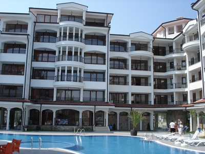 Complex of Holiday Apartments