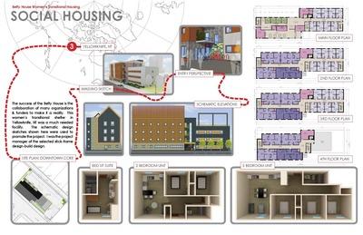Betty House Women's Transitional Housing [4.1M]