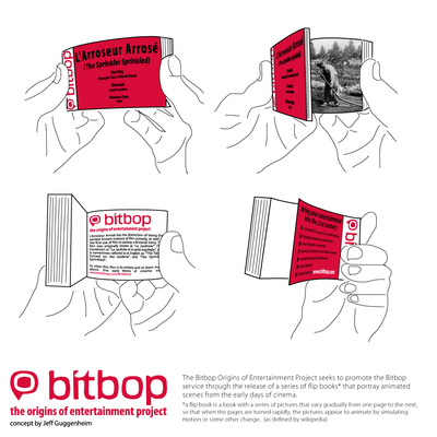 Bitbop Origins of Entertainment Project