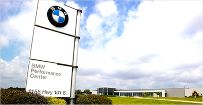 BMW performance Center