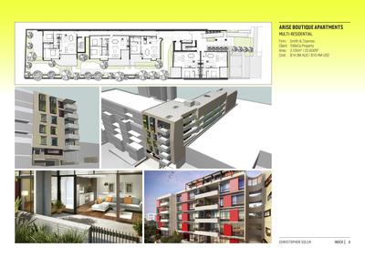 Arise Apartments