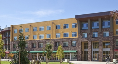 American River Courtyard Dormitory