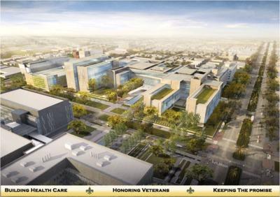Project Legacy - VA Medical Center