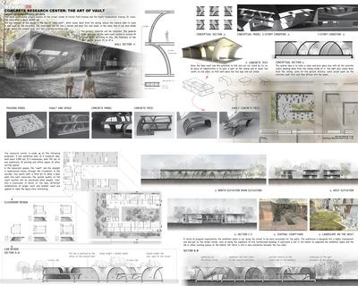 Concrete Flux: Research Center In Saint Louis
