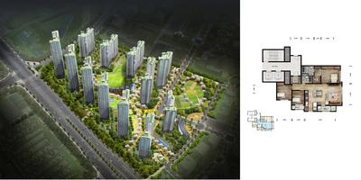 Chun-An Residential Complex