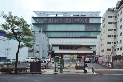 Sendai Mediatheque