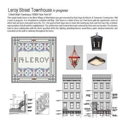LEROY STREET TOWNHOUSE