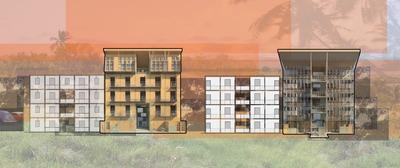Proposals for Reconstructing Alamar: Adapting Soviet Housing in Cuba via Gradual, Self-Built Intervention