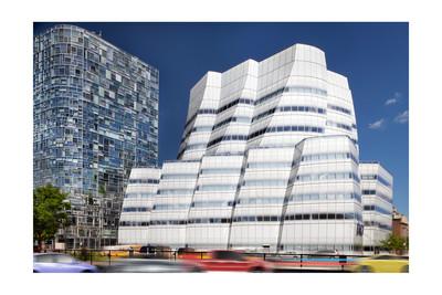 IAC Headquarters 555 west 18th St NY, NY