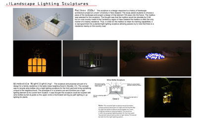 Landscape Lighting Studies