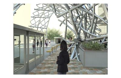 Revit Explorations_Transit Station