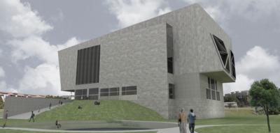 Buffalo Bayou Arts District Music Performance Hall
