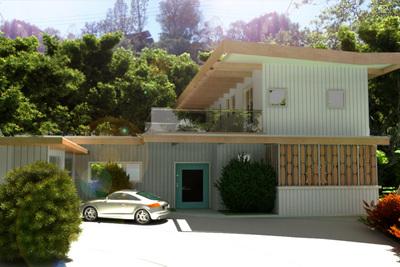 Glen's Residence - Beverly Hills, CA