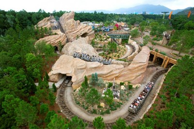 Grizzly Gulch - Hong Kong Disneyland Expansion