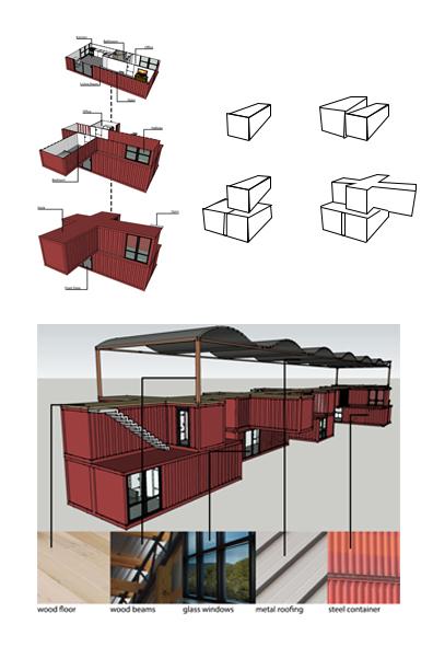 Steam Desert Housing Diagram