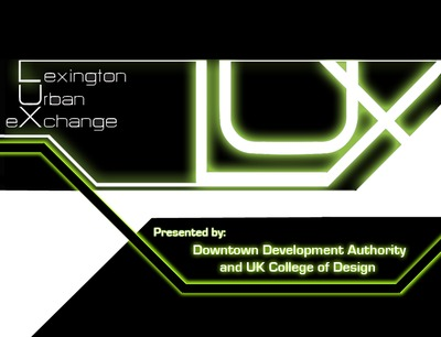 LUX - Lexington Urban eXchange