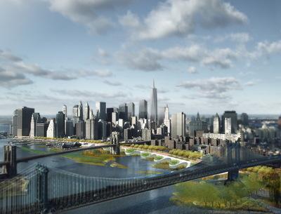 Visioning Manhattan 2111 | Urban Design with Assumptions