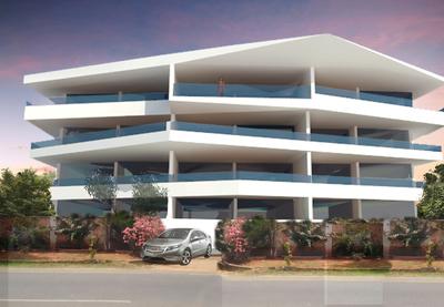 Apartments in Dar es Salaam, Tanzania